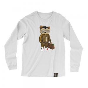 Hustle Tedd Dress Code Longsleeve
