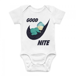 Newborn Bodysuit Good Nite